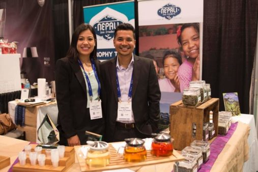 Nepali Tea Traders partner with Nepal Youth Foundation Dec 2020